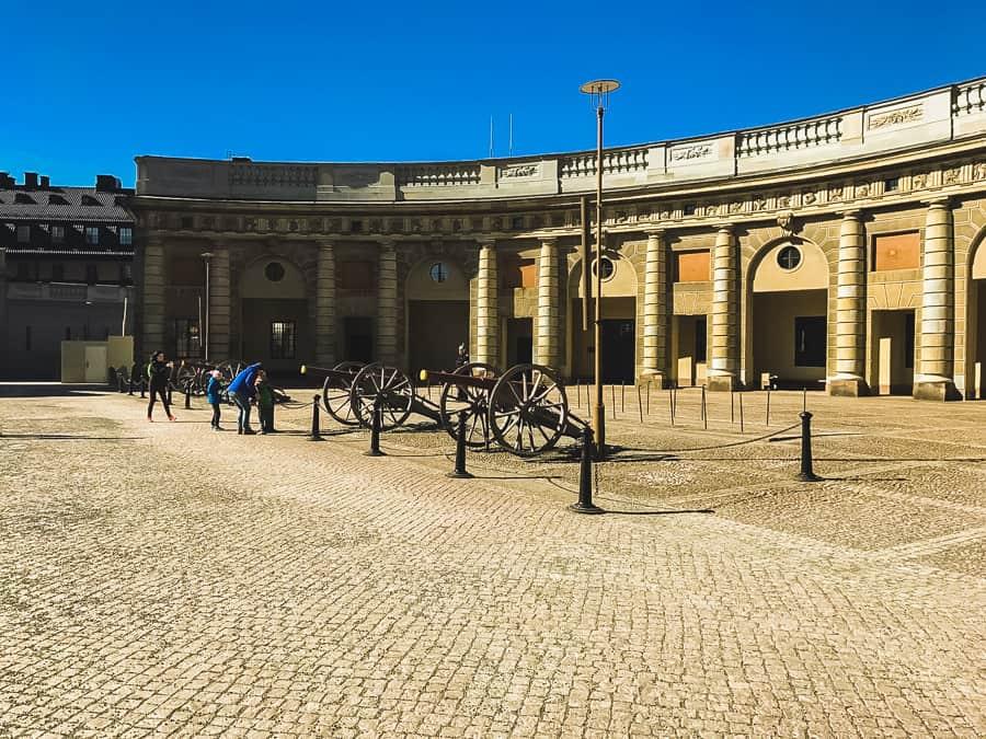 Der Umzugsservice Wien Stockholm, zeigt auch die schöne Hauptstadt von Schweden.