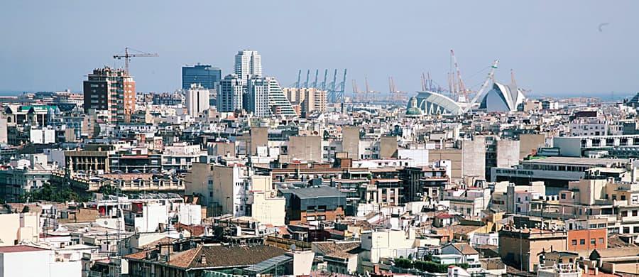 Nach dem Umzug Wien Valencia, können Sie die Stadt erkunden.