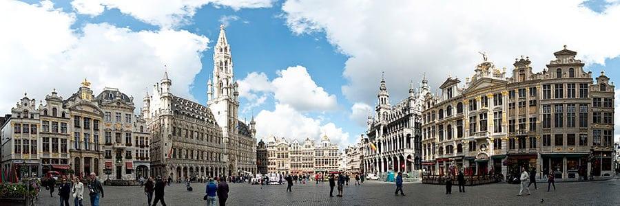 Nach dem Umzug Wien Brüssel können Sie das Zentrum von Brüssel besichtigen.