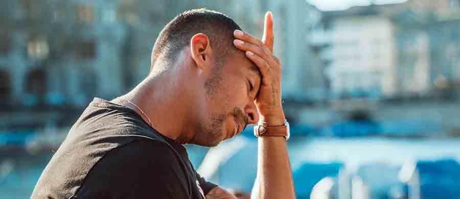 Die Umzugsdepression folgt nach dem Umzug mit Stress.